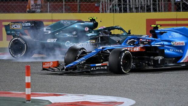 Sebastian Vettel - GP Bahrain - 2021