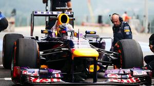 Sebastian Vettel GP Belgien 2013