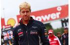 Sebastian Vettel - GP Belgien 2013