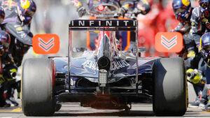 Sebastian Vettel - GP Belgien 2014