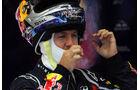 Sebastian Vettel - GP Belgien - Qualifying - 27.8.2011