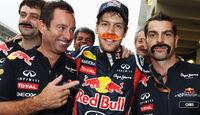 Sebastian Vettel GP Brasilien 2011
