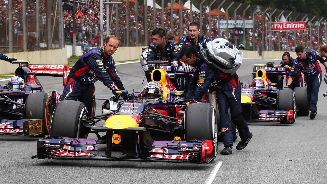 Sebastian Vettel - GP Brasilien - 2013