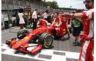 Sebastian Vettel - GP Brasilien 2015