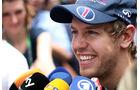 Sebastian Vettel - GP Brasilien - 24. November 2011