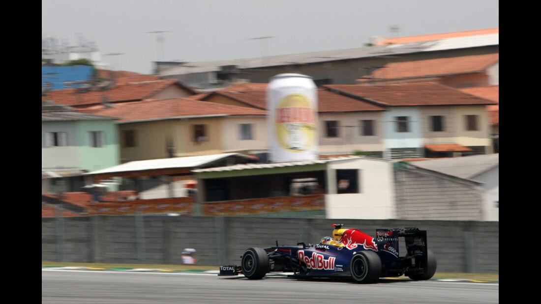 Sebastian Vettel - GP Brasilien - 26. November 2011