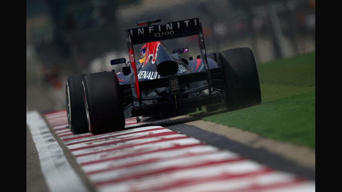 Sebastian Vettel GP China 2013