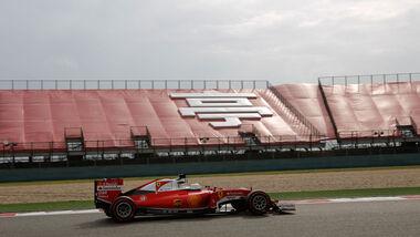 Sebastian Vettel - GP China 2016 - Shanghai - Qualifying