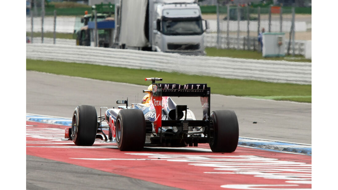 Sebastian Vettel GP Deutschland 2012