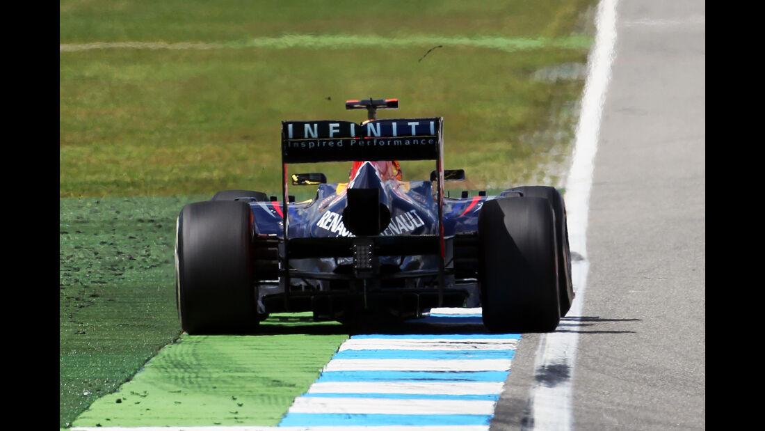Sebastian Vettel - GP Deutschland 2012