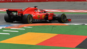 Sebastian Vettel - GP Deutschland 2019