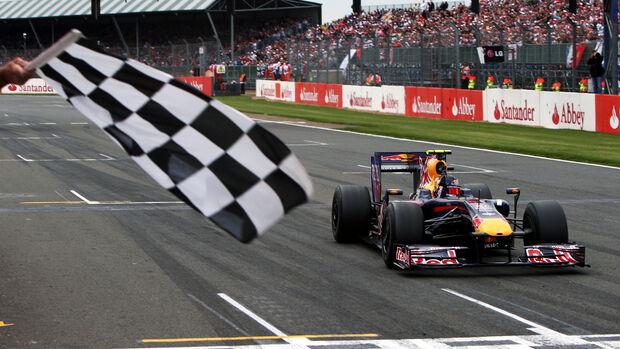 Sebastian Vettel - GP England 2009