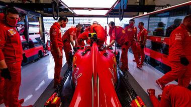 Sebastian Vettel - GP England 2020