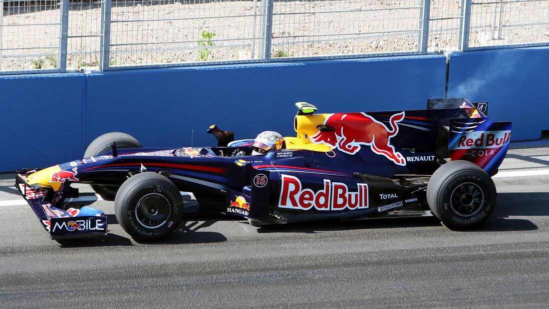 Sebastian Vettel - GP Europa 2009