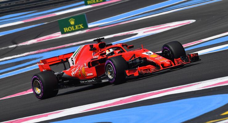 Kritik an Paul Ricard-Layout: Fahrer wollen keine Schikane - auto ...