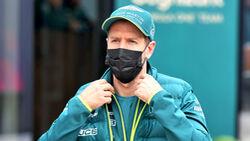 Sebastian Vettel - GP Imola 2021