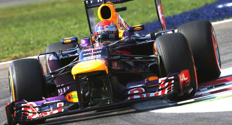 Sebastian Vettel - GP Italien 2013