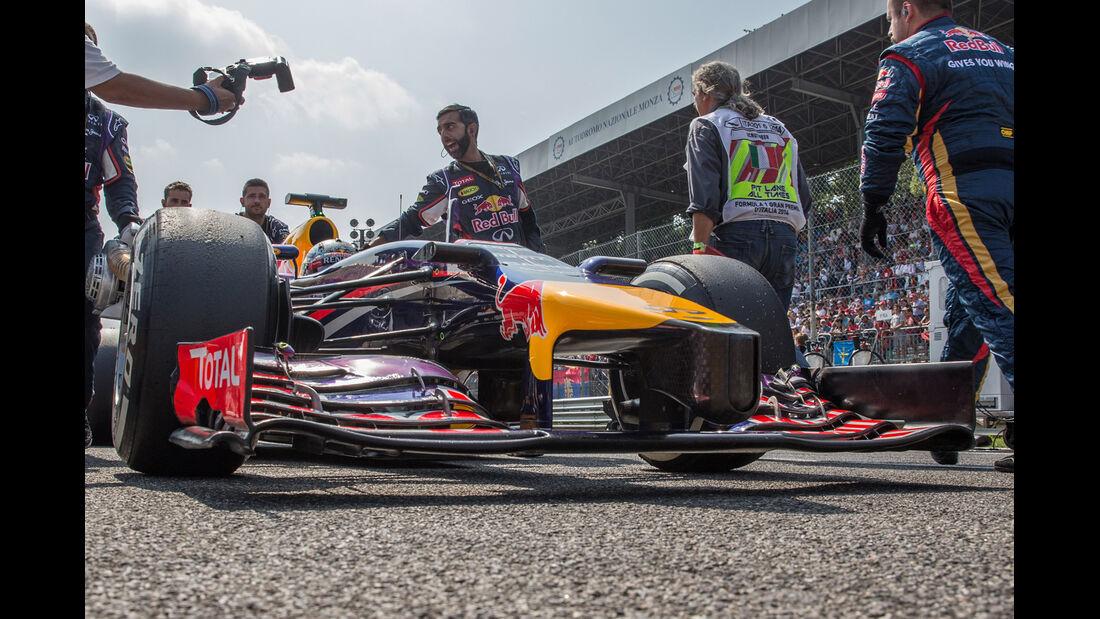 Sebastian Vettel - GP Italien 2014