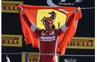 Sebastian Vettel - GP Italien 2015
