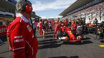 Sebastian Vettel - GP Italien 2017