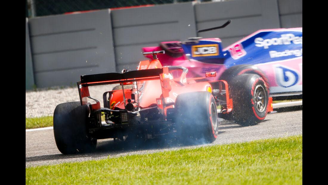 Sebastian Vettel - GP Italien 2019