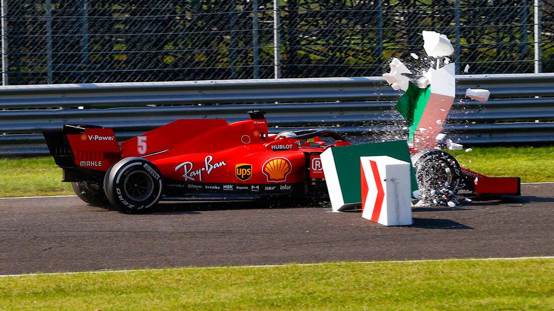 Sebastian Vettel - GP Italien 2020