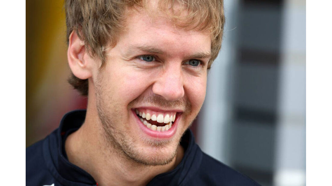 Sebastian Vettel - GP Italien - 8. September 2011