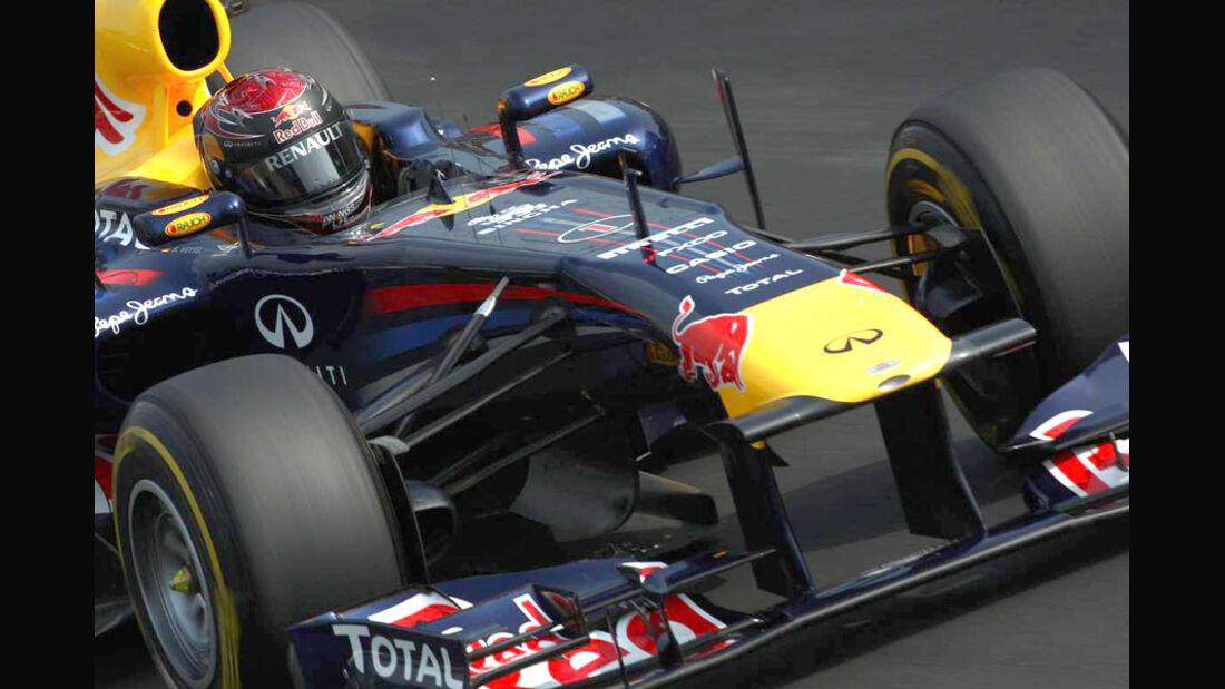 Sebastian Vettel - GP Italien - Monza - 10. September 2011