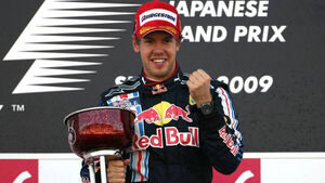 Sebastian Vettel - GP Japan 2009