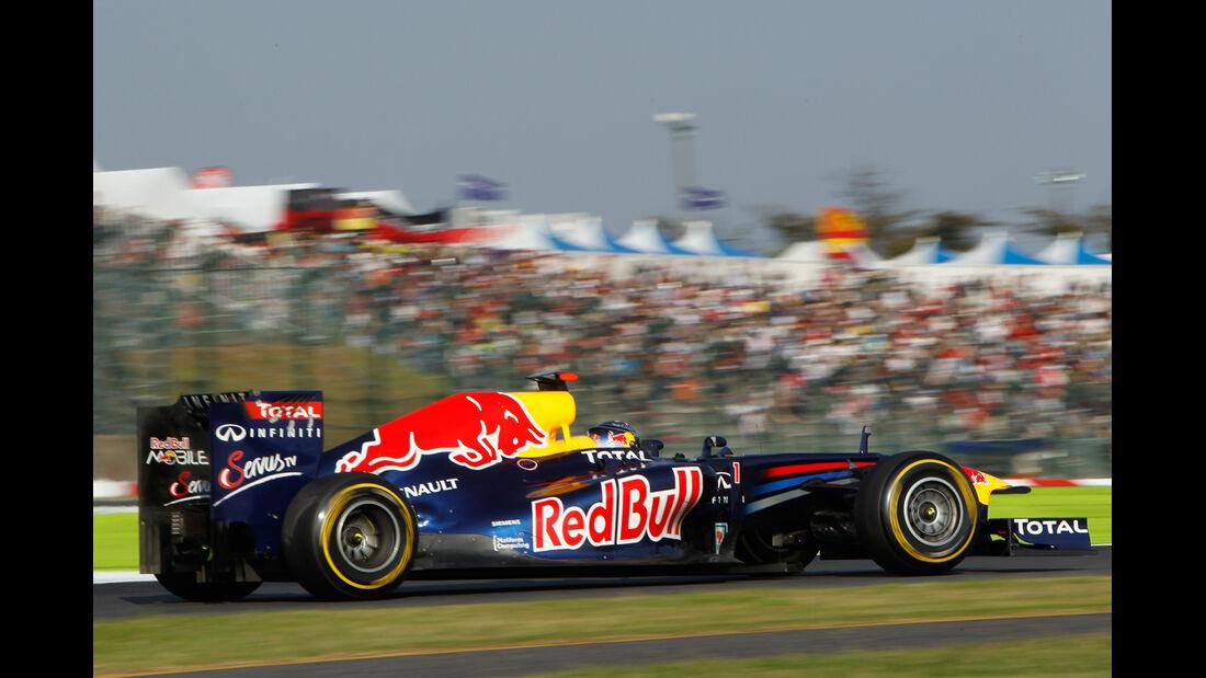 Sebastian Vettel GP Japan 2011
