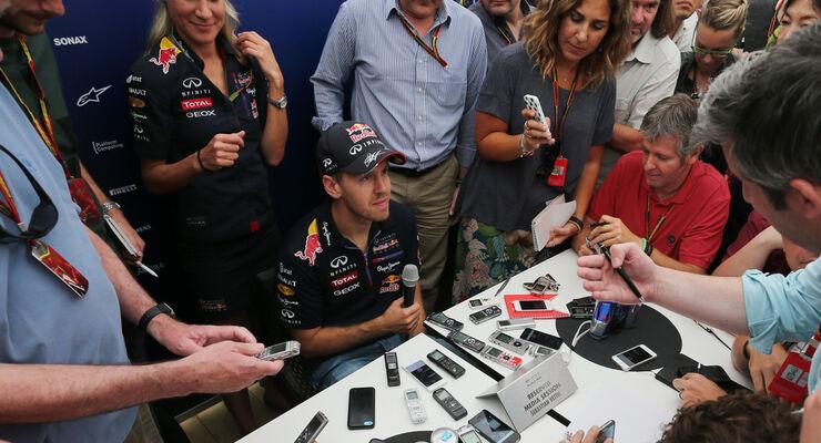 Sebastian Vettel - GP Japan 2014