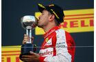 Sebastian Vettel - GP Japan 2015