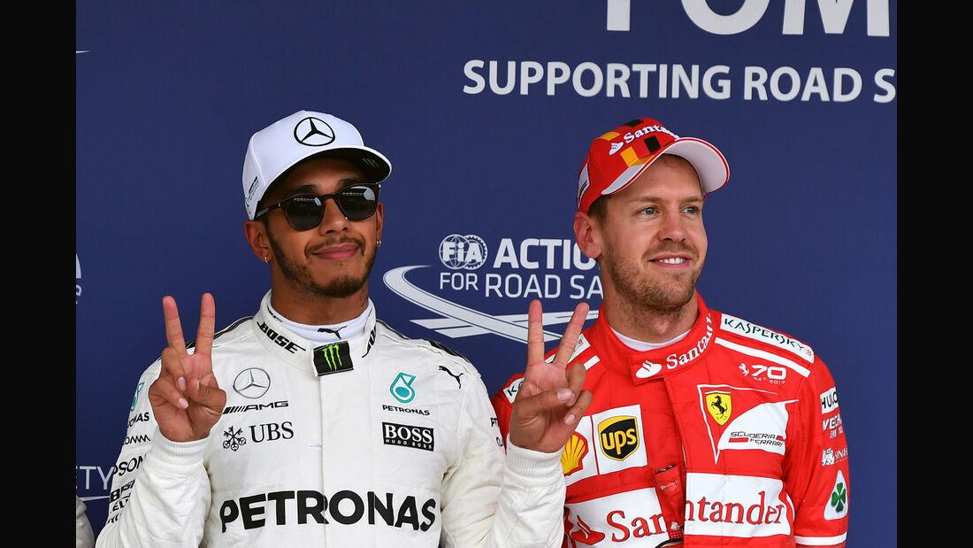 Sebastian Vettel - GP Japan 2017
