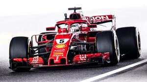 Sebastian Vettel - GP Japan 2018