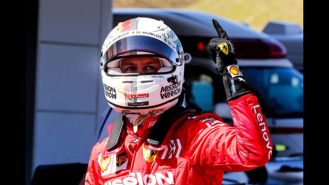 Sebastian Vettel - GP Japan 2019