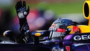 Sebastian Vettel GP Kanada 2013