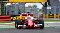 Sebastian Vettel - GP Kanada 2016