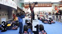 Sebastian Vettel GP Korea 2011