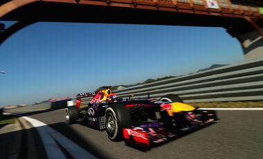 Sebastian Vettel - GP Korea 2013