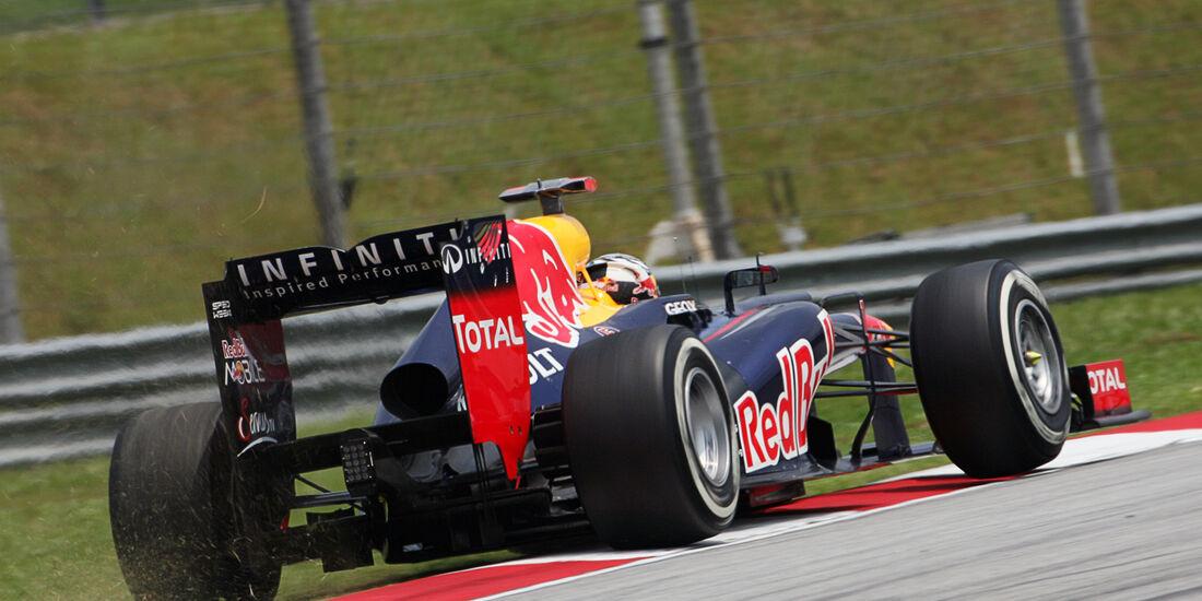 Sebastian Vettel GP Malaysia 2012