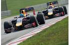 Sebastian Vettel - GP Malaysia 2014