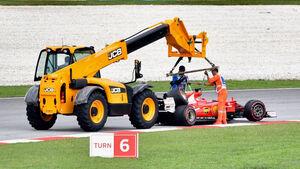 Sebastian Vettel - GP Malaysia 2017
