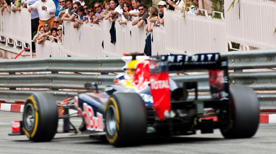 Sebastian Vettel - GP Monaco 2012