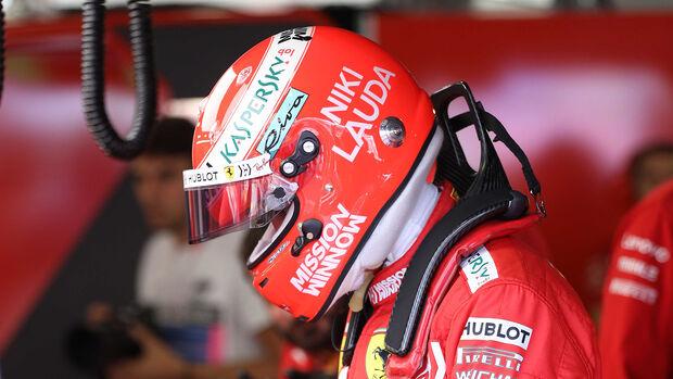 Sebastian Vettel - GP Monaco 2020