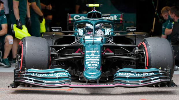Sebastian Vettel - GP Monaco 2021