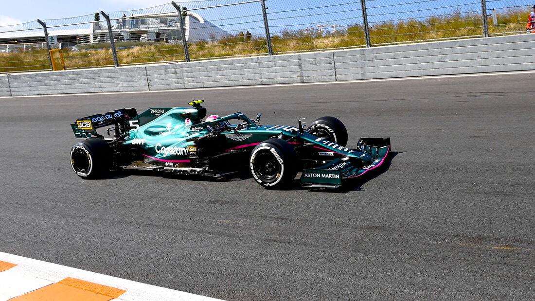 Sebastian Vettel - GP Niederlande 2021