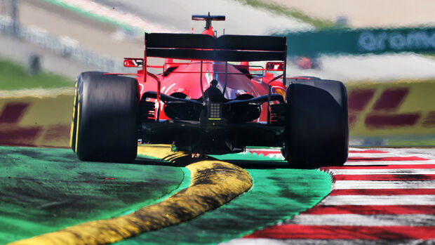 Sebastian Vettel - GP Östereich 2020