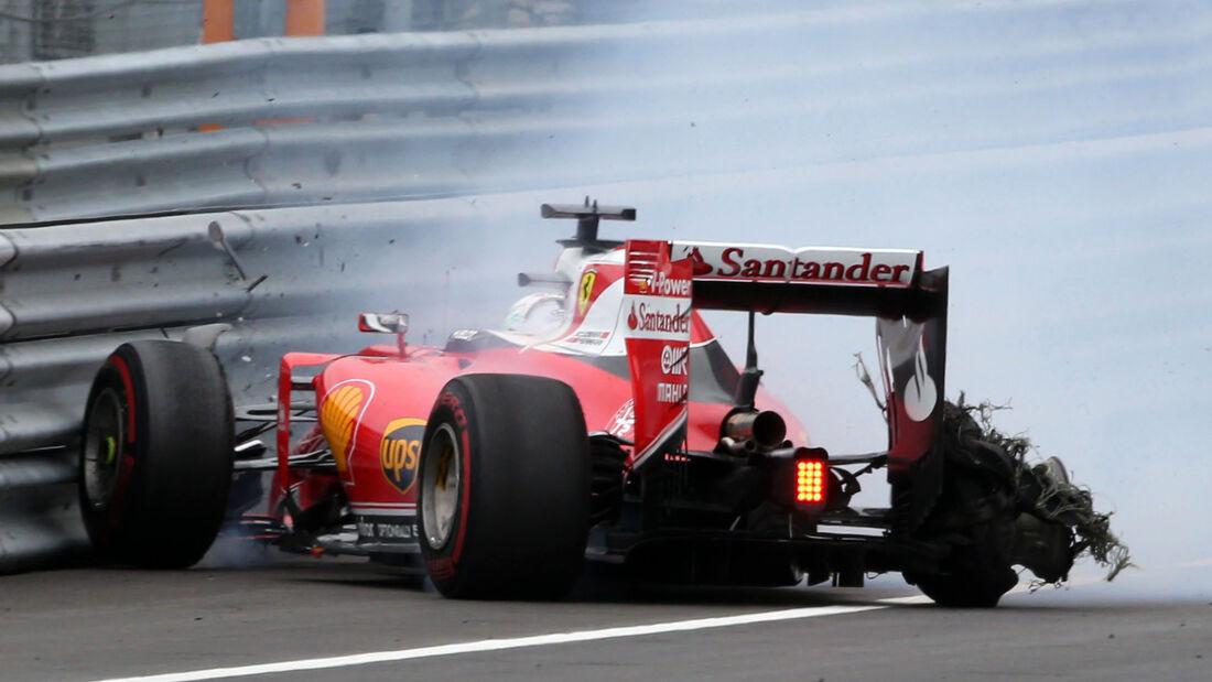 Sebastian Vettel - GP Österreich 2016