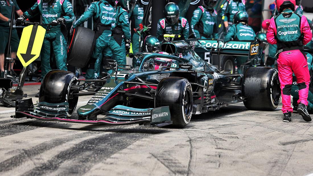 Sebastian Vettel - GP Österreich 2021