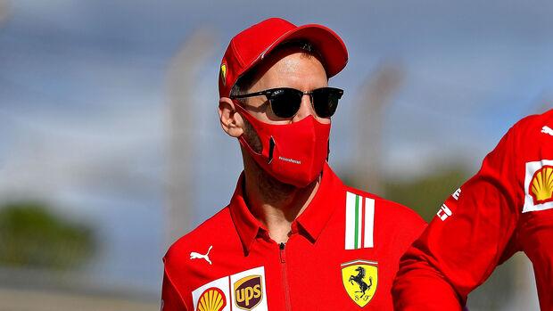 Sebastian Vettel - GP Portugal 2020